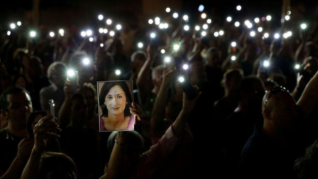Malta no olvida a Daphne