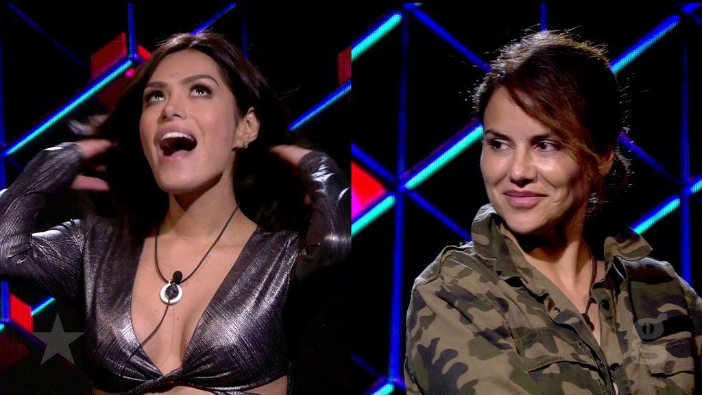 Miriam y Mónica