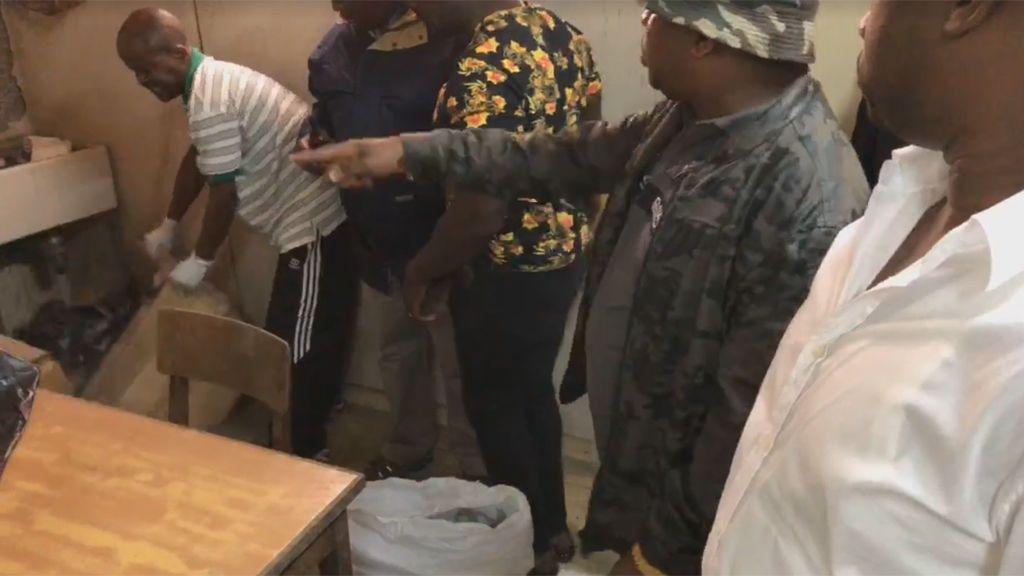 """Meten a 12 bebés muertos en cajas de cartón en un hospital de Kenia y alegan que """"lo pueden explicar"""""""