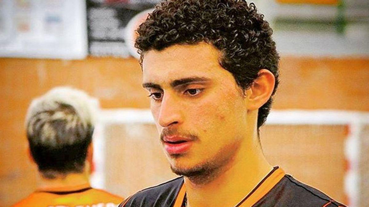Vinicius Noronha Da Silva, jugador de voleibol del Teruel, encontrado muerto en su domicilio