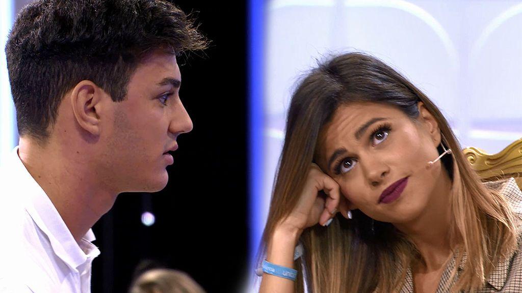 Pablo rechaza a Maira  y le pide una segunda oportunidad a Marina: ella no le cree