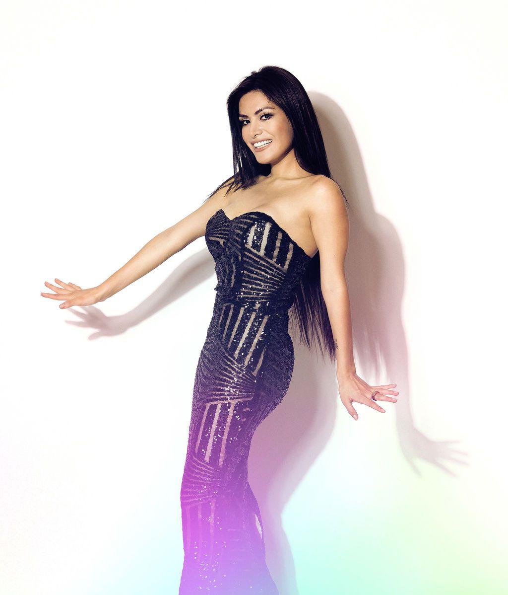 Miriam Saavedra. Modelo y actriz. Perú. 25 años.