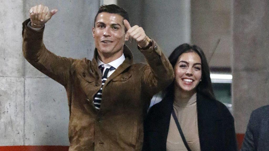 Georgina, Cristiano junior y los mellizos: la mejor afición de Cristiano Ronaldo