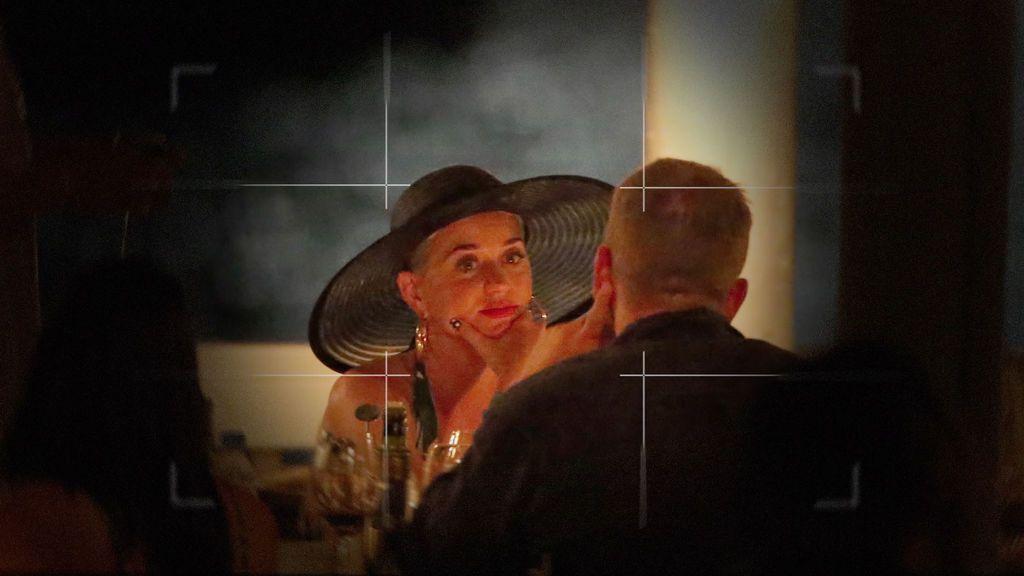 Katy Perry, fotografiada por Sergio Garrido en 'Misión exclusiva'.