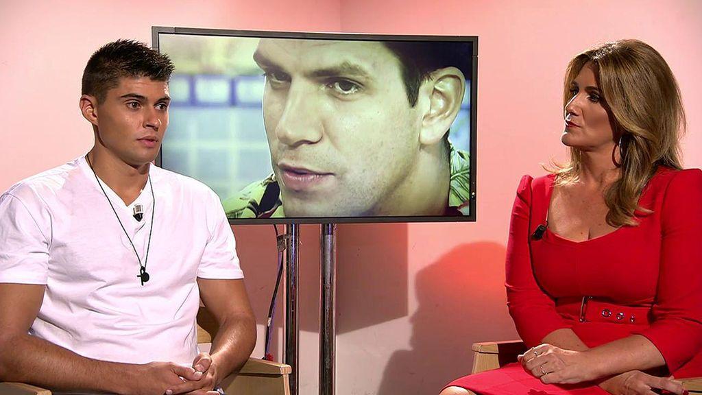 """Javier Tudela responde a las duras declaraciones de Diego Matamoros: """"Tiene problemas y se cree sus propias mentiras"""""""