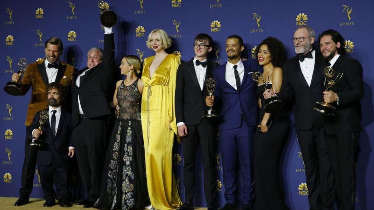 'Juego de tronos' vuelve a los Emmy para ganar