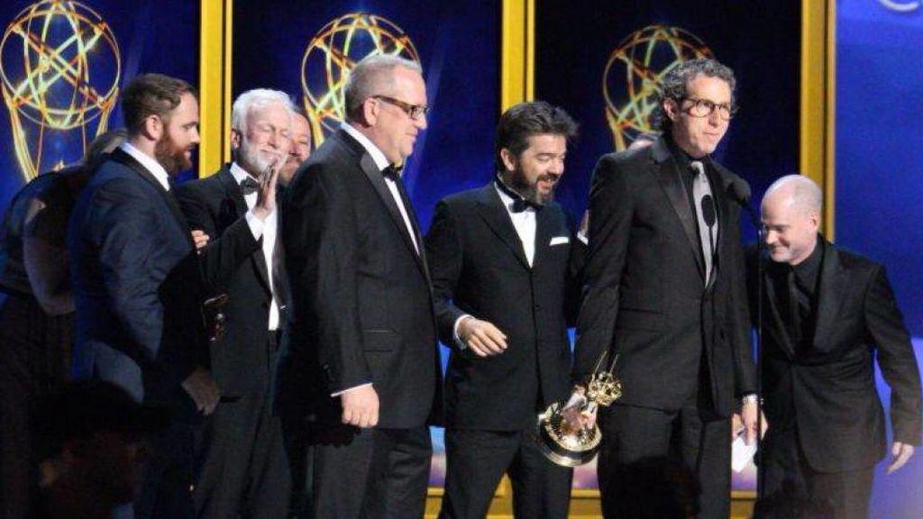 El Emmy marca España de 'Juego de Tronos'