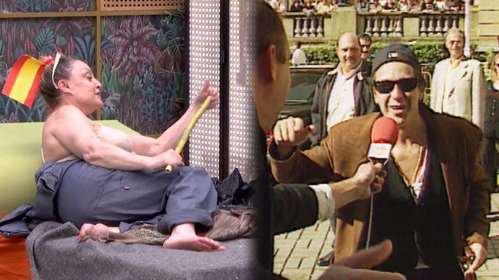 Gh Vip Aramis Fuster Y Al Pacino Las Gafas De Cqc Que
