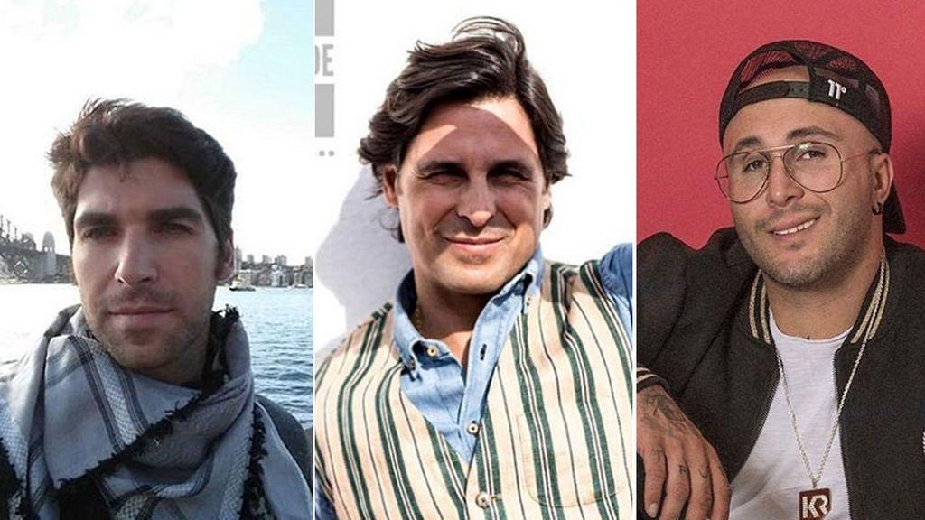 """""""¡Qué tres patas para un banco!"""": analizamos el posado de fiesta de los tres hermanos Rivera"""
