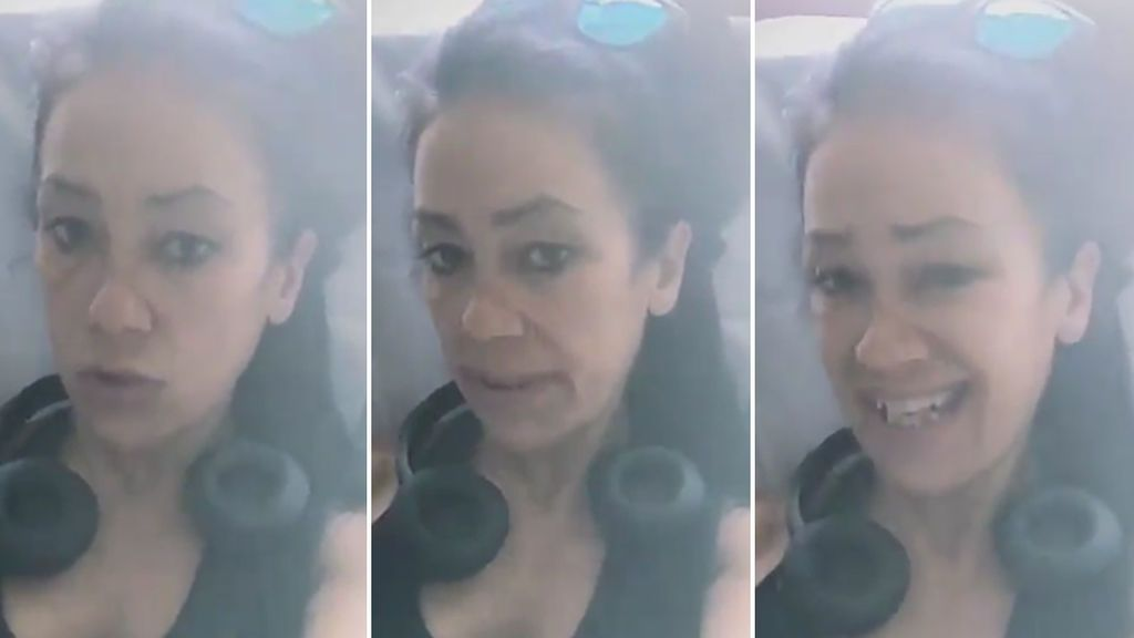 "Maite Galdeano, ingresada de urgencia: ""Se va a enterar España de lo que me están haciendo sufrir"""