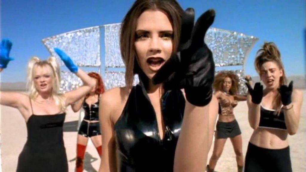 Nunca habíamos visto a Victoria Beckham tan desatada bailando canciones de las Spice Girls