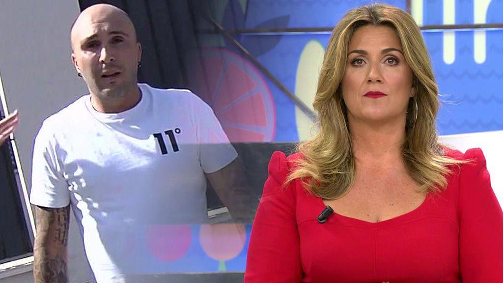 """Carlota Corredera: """"Al parecer, una de las razones por las que Kiko Rivera intervino en 'Sálvame' cuando llamó Pantoja fue para proteger otra exclusiva"""""""