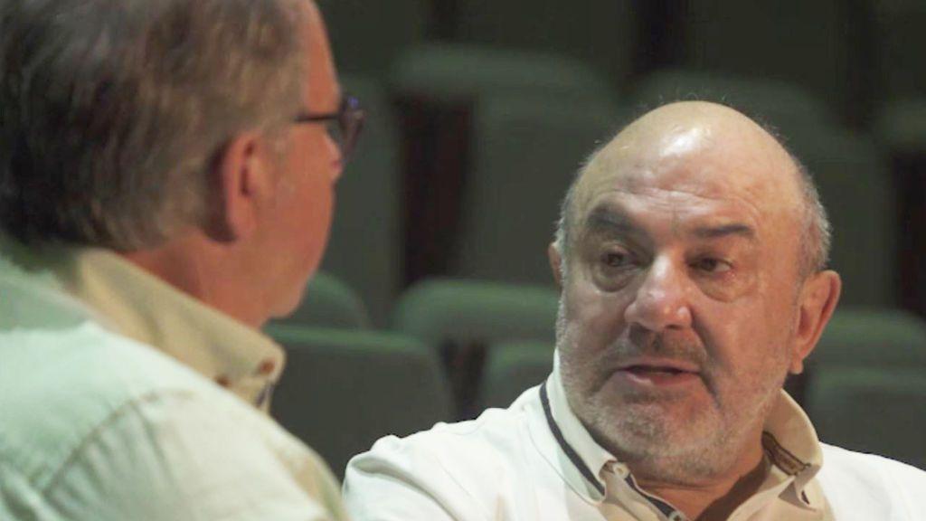 Josep Cuní y Jesús Bonilla.