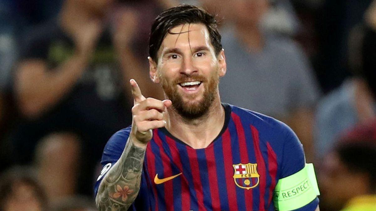 Las dos veces que Messi debutó con hat-trick, el Real Madrid terminó levantando la Champions League