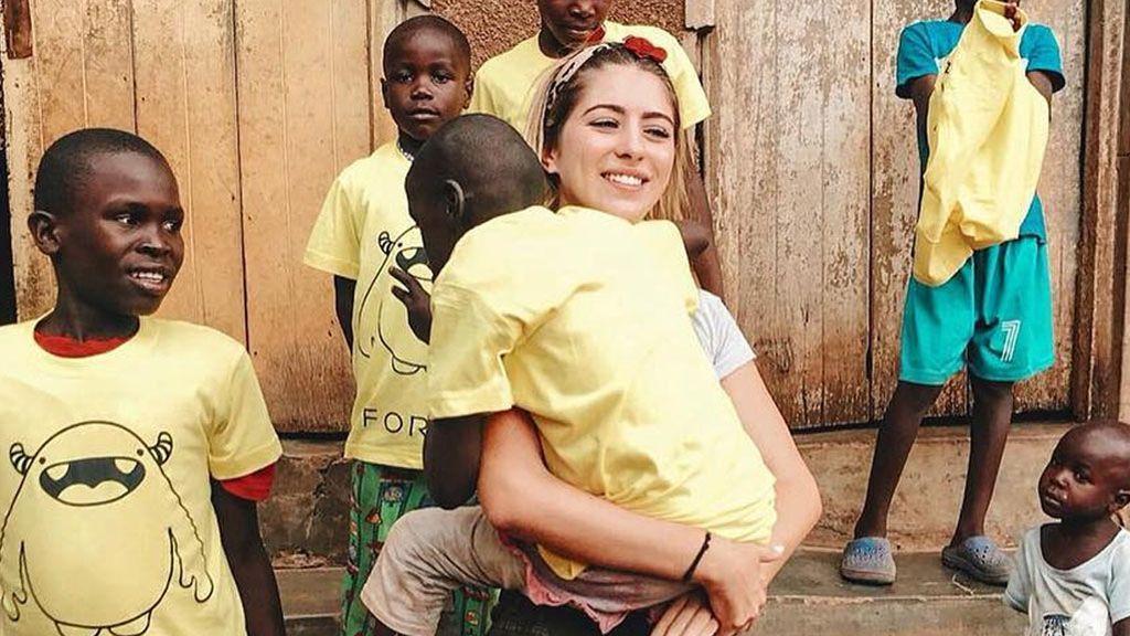 """Sophie 'MyH', ingresada de urgencia durante su estancia en África: """"Estoy deshidratada"""""""