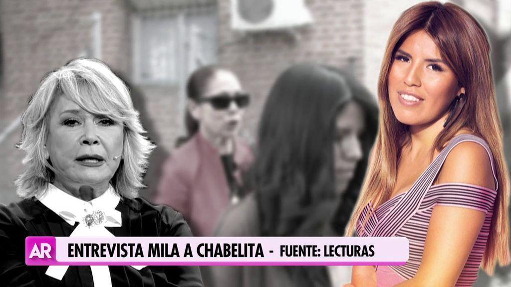 "La entrevista de Mila Ximénez a Chabelita: ""No recuerdo peor época que Cantora"""