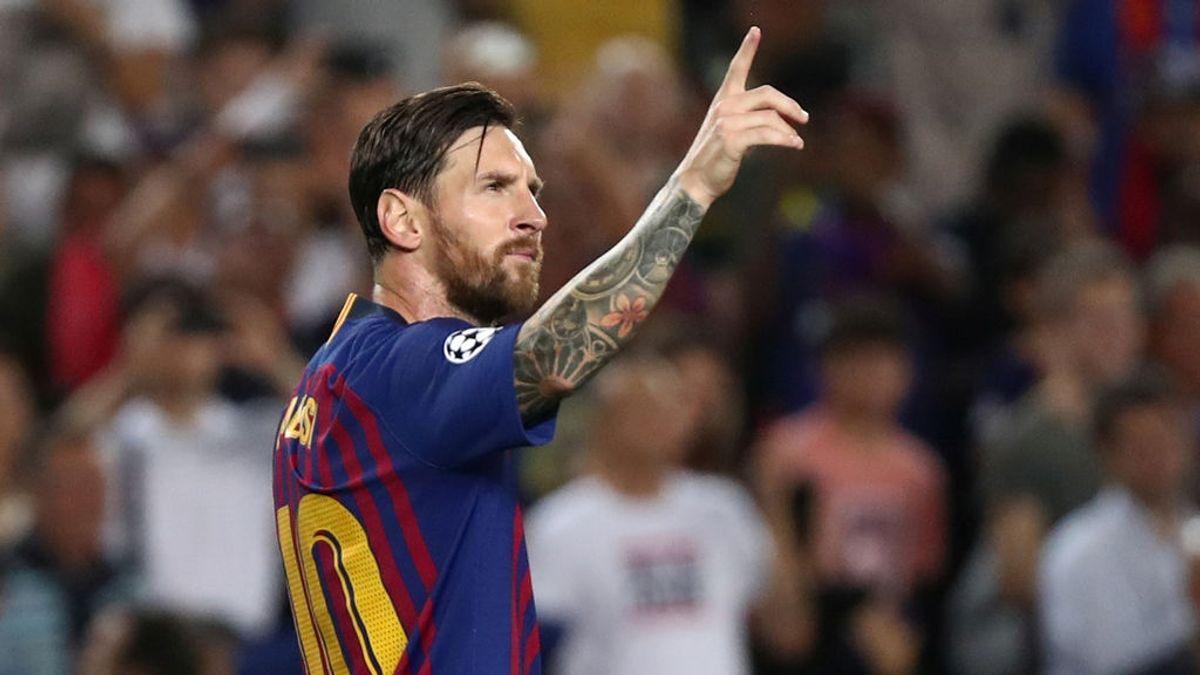 Messi, obsesionado con la Champions: es el jugador con más hat-tricks y lleva 14 temporadas seguidas marcando
