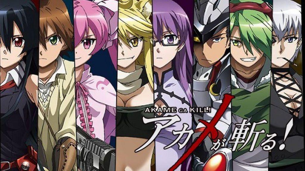 'Akame ga kill': el anime a lo 'Juego de tronos', donde muere todo al que coges cariño