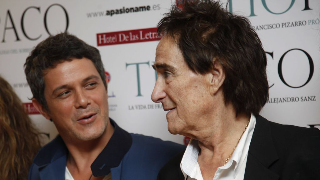 Hasta siempre tío Paco: fallece el apoyo moral y laboral más grande de Alejandro Sanz