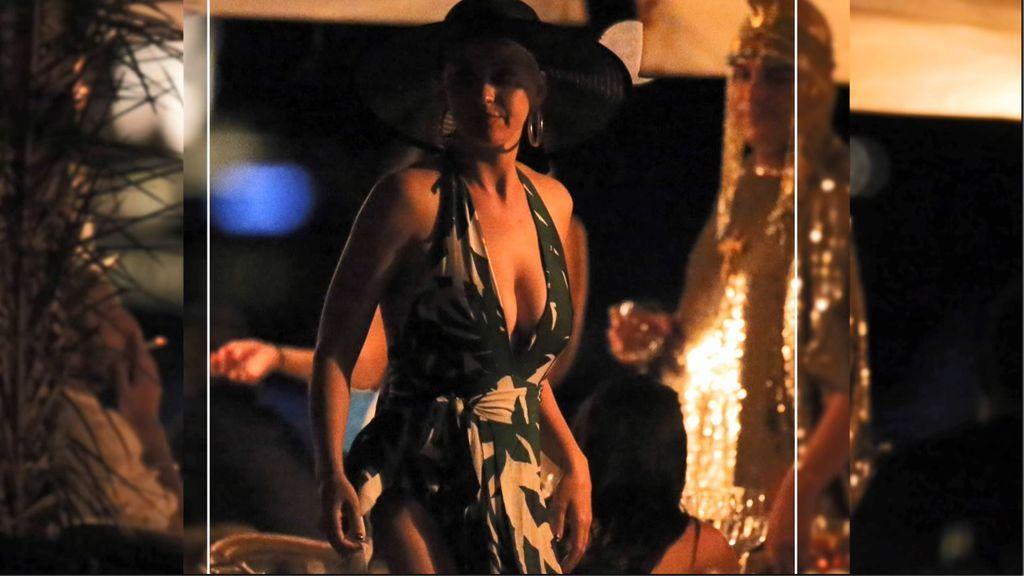 El bombazo de Katy Perry en Ibiza: fotos, guardaespaldas y mucho dinero