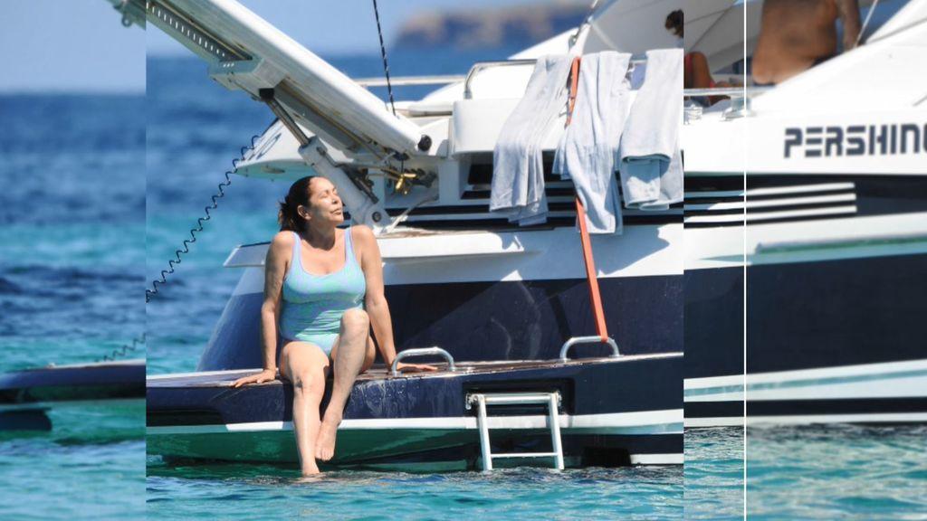 ¿Por cuánto se vendieron las imágenes de Isabel Pantoja en el barco? Garrido las hizo y lo cuenta