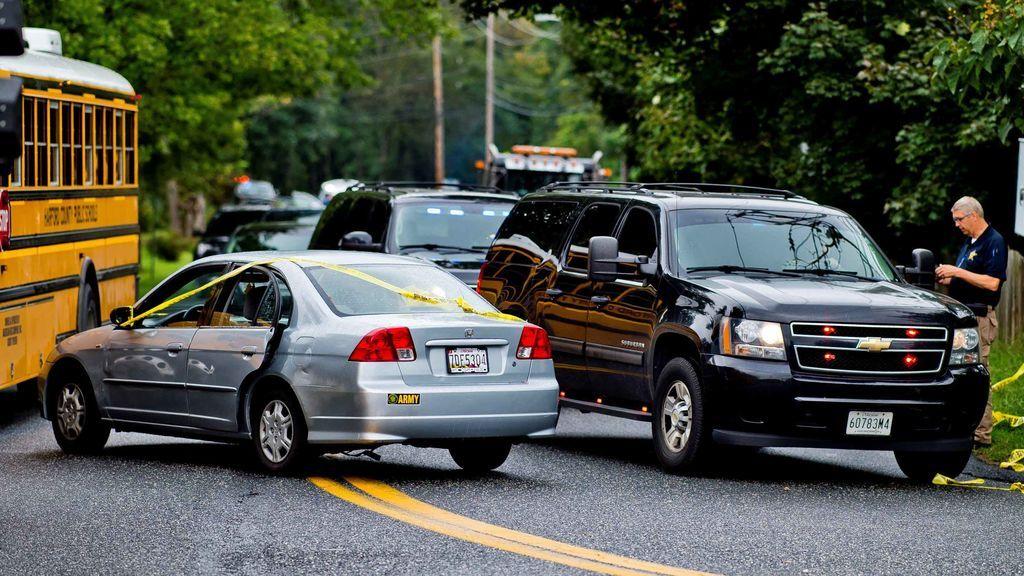Tres muertos en un tiroteo en un parque empresarial de Maryland, EEUU