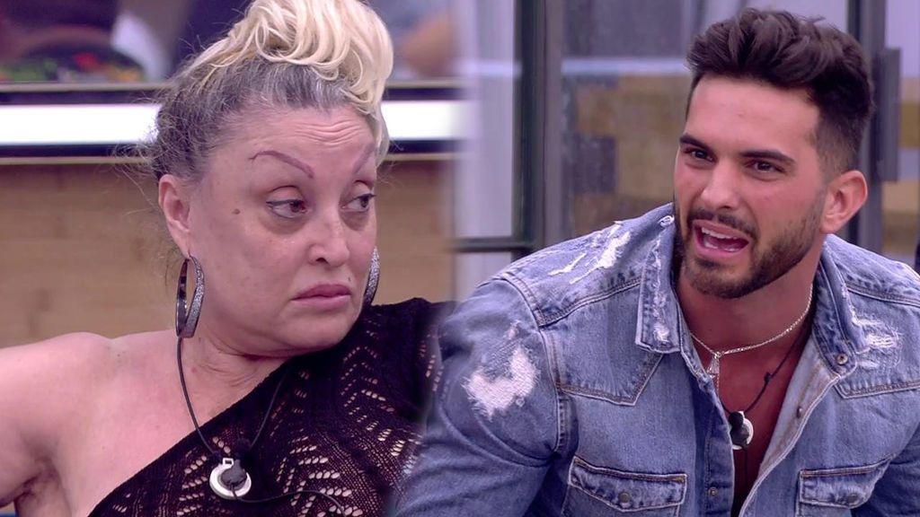 """Suso estalla cuando Aramís le acusa en directo de insultar a Ángel Garó: """"Eso es una cerdada"""""""