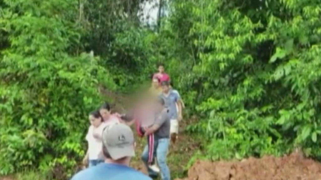 Secuestran a dos niños a las puertas del colegio delante de su padre