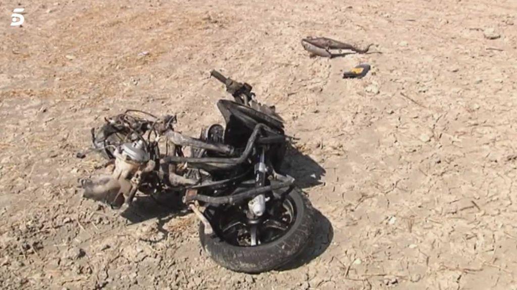 Atropella a su novia y la amiga de ésta, quien ha fallecido, cuando pretendía socorrerlas tras pararse su moto