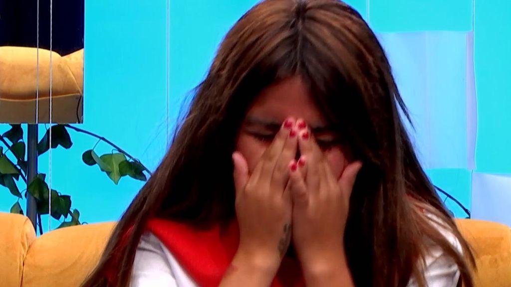 Isa Pantoja llora al conocer el pronóstico de Aramís: su relación con Omar no tiene futuro
