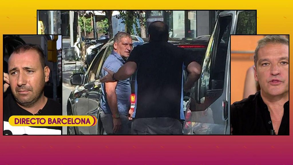 """El otro implicado en el accidente con Gustavo y María Lapiedra: """"Se bajó del coche como un energúmeno"""""""