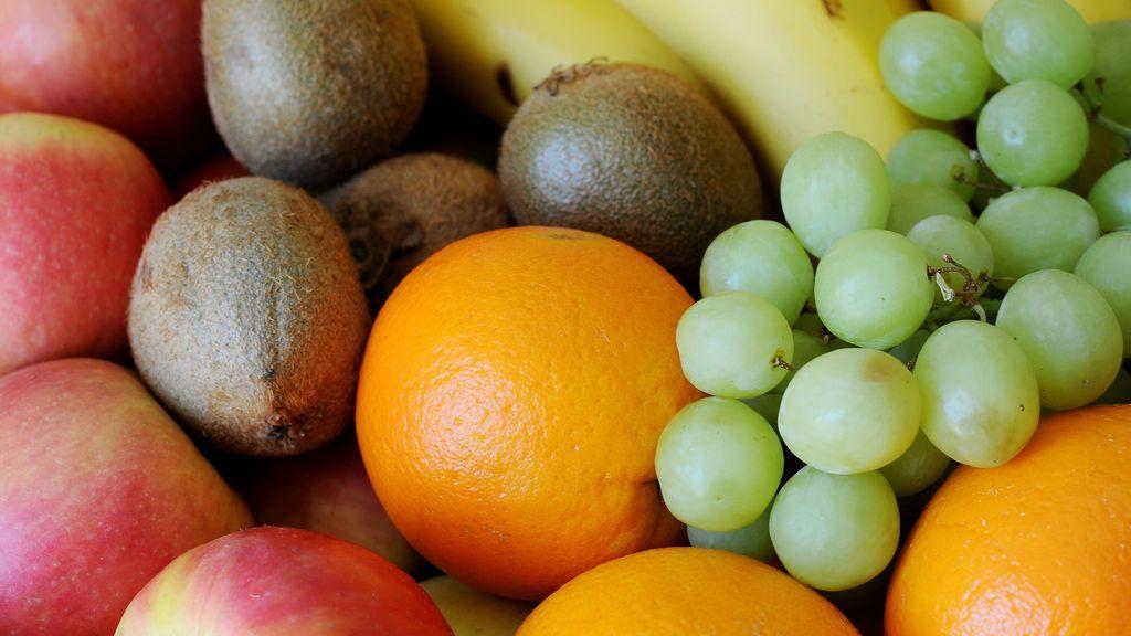 Frutas para comer antes y después del gimnasio