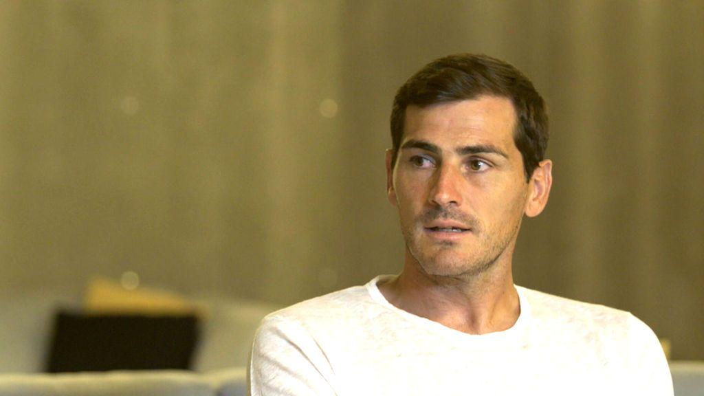 """Iker Casillas perdió y recuperó 480.000 de las preferentes: """"Luché como cualquier otro ciudadano"""""""