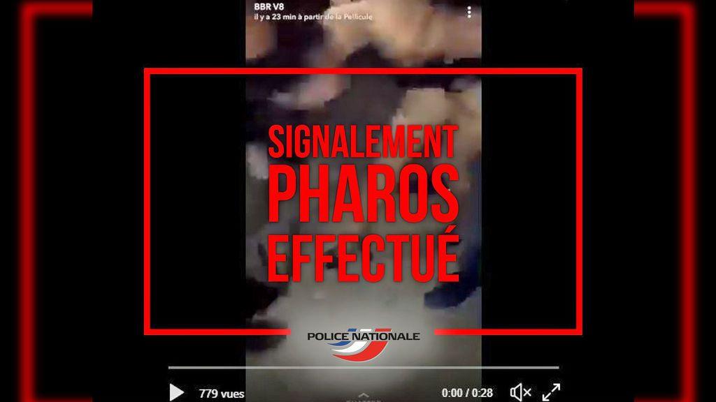 Violan presuntamente a una joven en Francia y lo retransmiten por las redes sociales