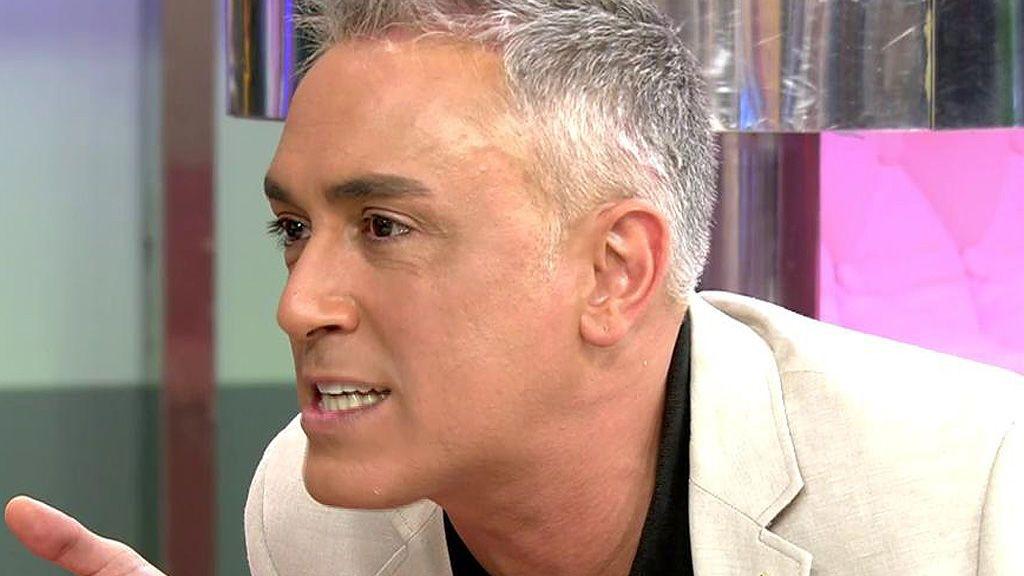 "Kiko Hernández: ""Kiko Matamoros está hecho una mierda"""