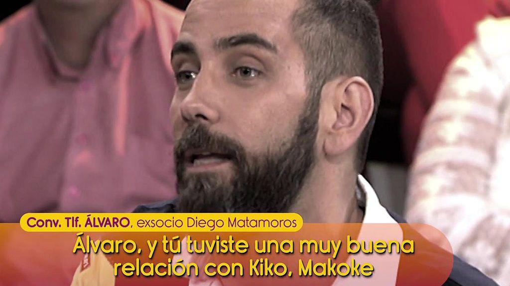"""El socio de Diego Matamoros habla sobre él, Kiko y Makoke: """"Me metieron en diferentes marrones"""""""