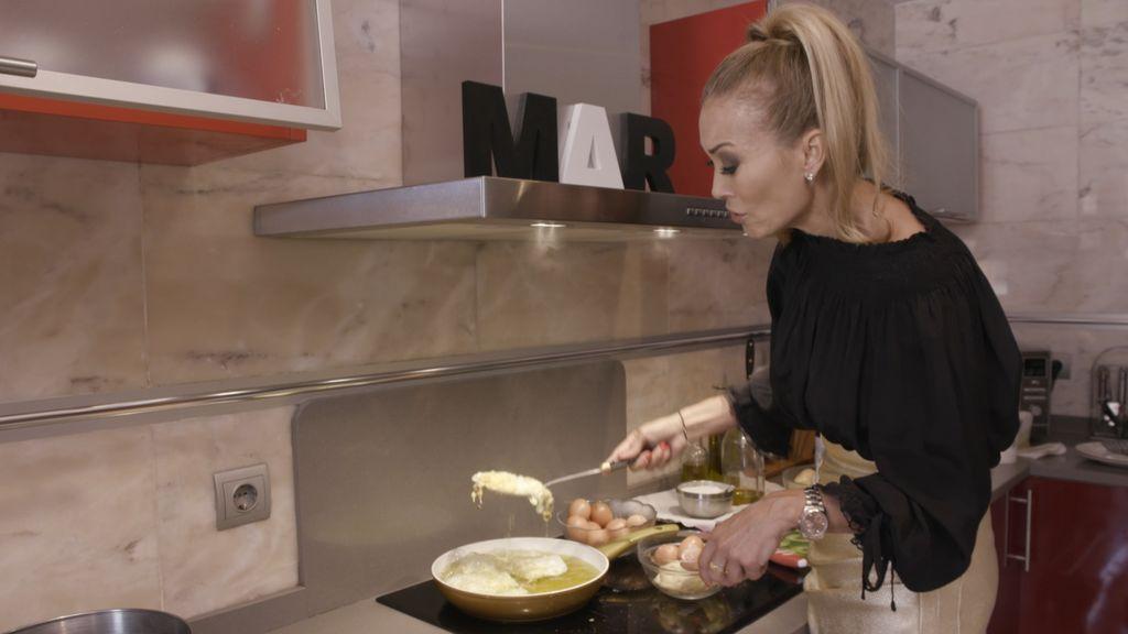 Mar Segura, cuarta anfitriona en 'Ven a cenar conmigo: gourmet edition'.