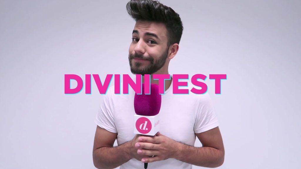 """Divinitest Agoney: """"En los chicos, el maquillaje nunca es demasiado"""""""