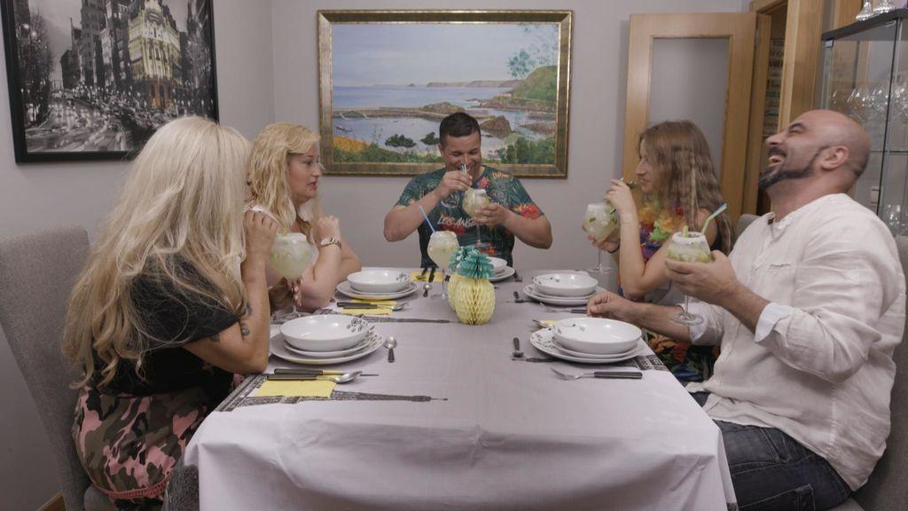 Cena de Iván en 'Ven a cenar conmigo'