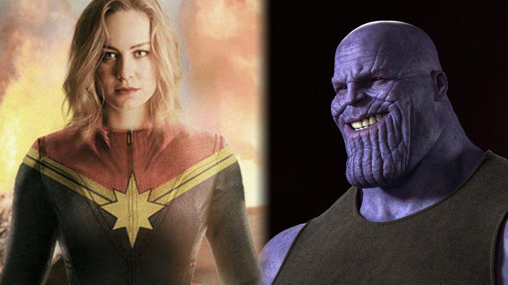Critican a Brie Larson por sonreír poco como Capitana América (y de repente todos los superhéroes sonríen)