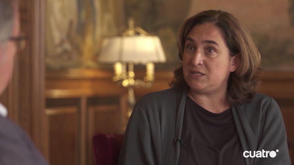 La entrevista con Ada Colau, íntegra
