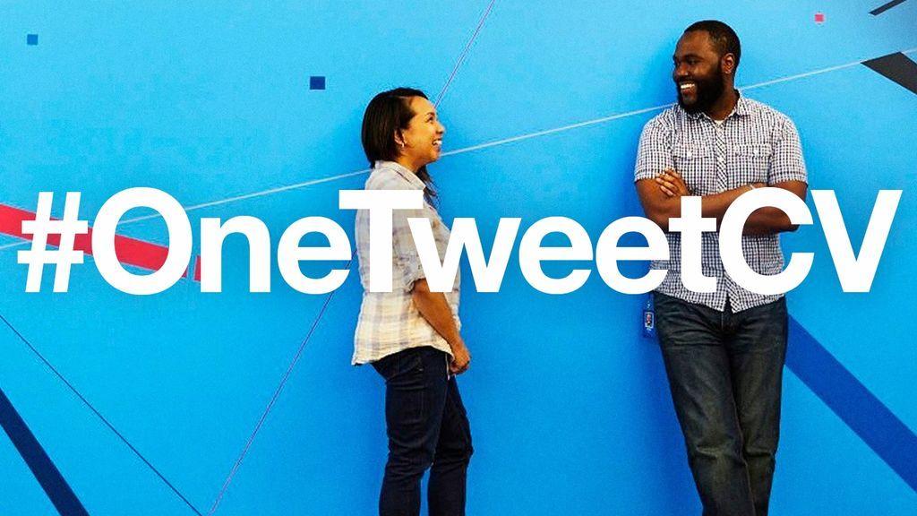 #OneTweetCV: ¿puedes vender tu valía en un tuit?