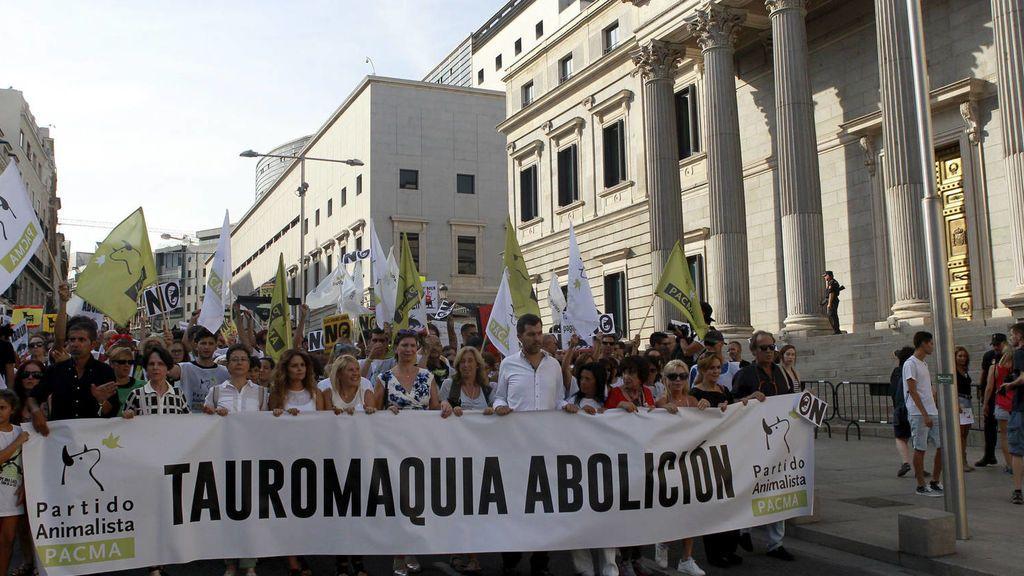 El PACMA critica a Pablo Iglesias y afirma que no hace falta un referéndum para prohibir los toros