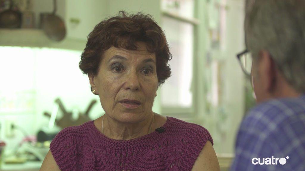 Entrevista completa con Águeda, una jubilada que lo perdió todo con la caída de Lehman Brothers