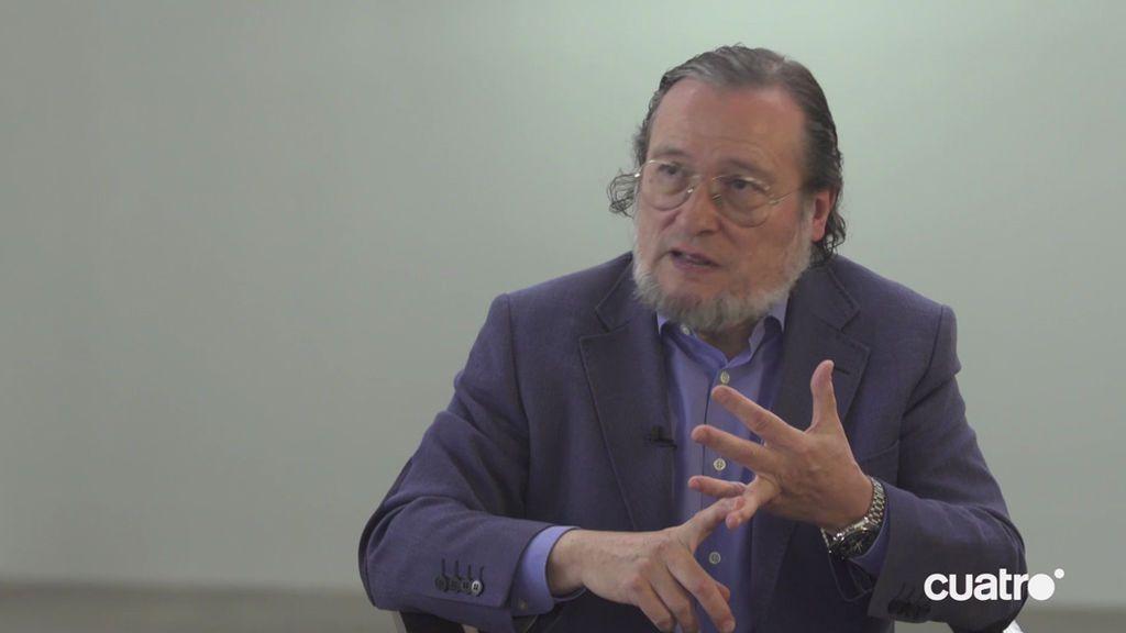 Entrevista con Santiago Niño Becerra, el economista que supo prever la crisis