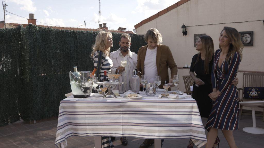 Mar Segura, cuarta anfitriona de 'Ven a cenar conmigo: gourmet edition'.