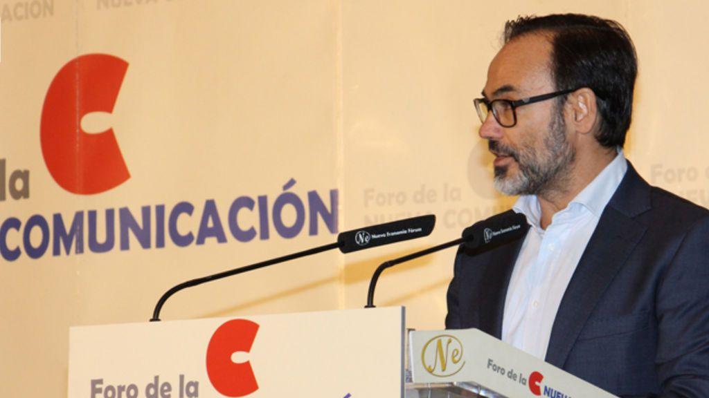 Fernando Garea en el Foro de la Nueva Comunicación
