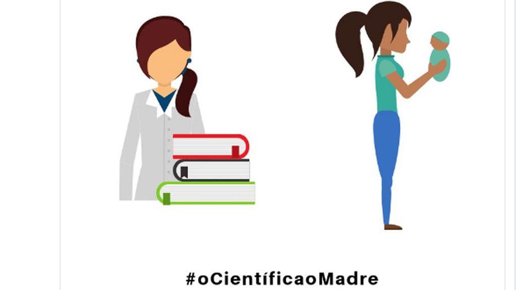 ¿Científica o madre?: 300 000 firmas llegan al Ministerio de Ciencia para que las mujeres no tengan que elegir