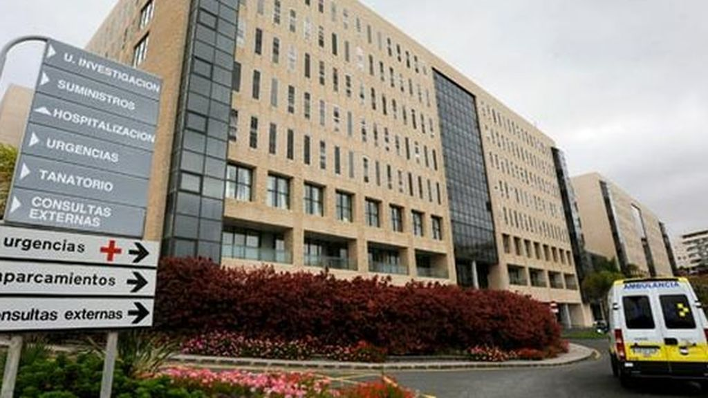 Un bebé de 16 meses acaba hospitalizado en Lugo tras intoxicarse con hachís