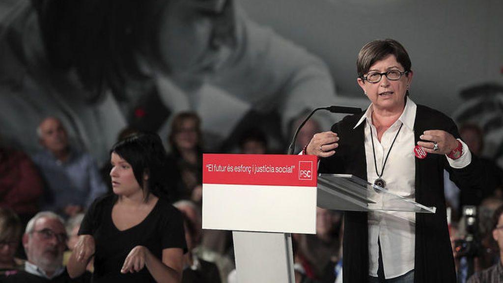 La delegada del Gobierno de Cataluña respalda concender el indulto a los presos independentistas si estos lo solicitan